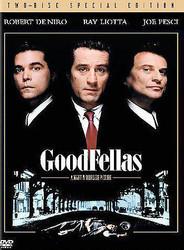 Goodfellas ~ DVD ~ BRAND NEW IN SHRINKWRAP!