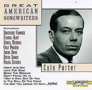 Great American Songwriters: Cole Porter ~ CD ~ Mint condition!