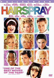 HAIRSPRAY ~ DVD ~ Mint Condition + Fast Shipping!