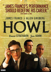 Howl (DVD) ++ MINT CONDITION! + FAST Shipping!