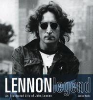 LENNON LEGEND: AN ILLUSTRATED LIFE OF JOHN LENNON +CD James Henke - Hardcver NEW