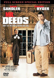 Mr. Deeds ~ DVD ~ Mint Condition + Fast Shipping!