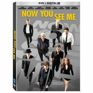 Now You See Me ~ DVD ~ Mint Condition + Fast Shipping!
