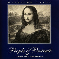 Peoples & Portraits - hi-res for graphic designers - steel engravings CD-ROM