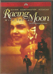 RACING WITH THE MOON (DVD) VG condition! Fast Shipping!
