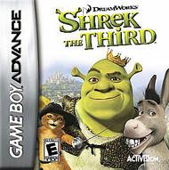 Shrek the Third (Nintentdo / Game Boy Advance) BRAND NEW!