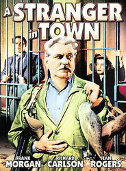 Stranger in Town ~ DVD ~ Mint Condition + Fast Shipping!