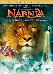 The Chronicles of Narnia: The Lion, the Witch & the Wardrobe ~ DVD ~ Mint cond!