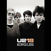 U2 - Vertigo tour ~ U218 Singles (CD + DVD + BOOK combo set!) ~ Great condition
