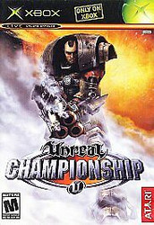 Unreal Championship (Xbox) + DISC + BOOKLET - VG+ condition