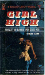Girl High, by Stacey Clubb [Mass Market Paperback]