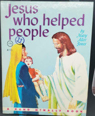 Jesus Who Helped People [Paperback]