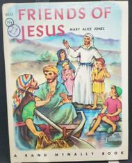 Friends of Jesus, a Junior Elf Book [Paperback] Mary Alice Jones and Elaine Vers