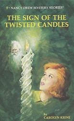 Nancy Drew: The Sign of the Twisted Candles 9 by Carolyn Keene (1996, Hardcover)