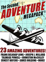 The Second Adventure MEGAPACK® (epub/Kindle/pdf)