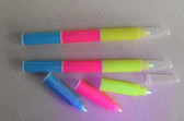 UV Ultra Violet Marker Pens 3 colour UV pen - 3 pens in 1 ** Free Shipping