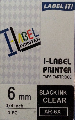 casio label tapes Labeler tape Casio . 6mm BLACK on Clear 8 metre Casio XR6X - casio label machine tape - KR and XR are now the same thing. Casio Tapes Label Machine ez australia. Casio tapes for label labels Labeler machine machines ez kr xr printers 6mm 9mm 12mm Tapes