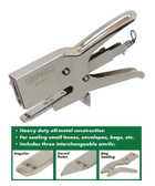 This item is 1x Stapler only, staples are extra