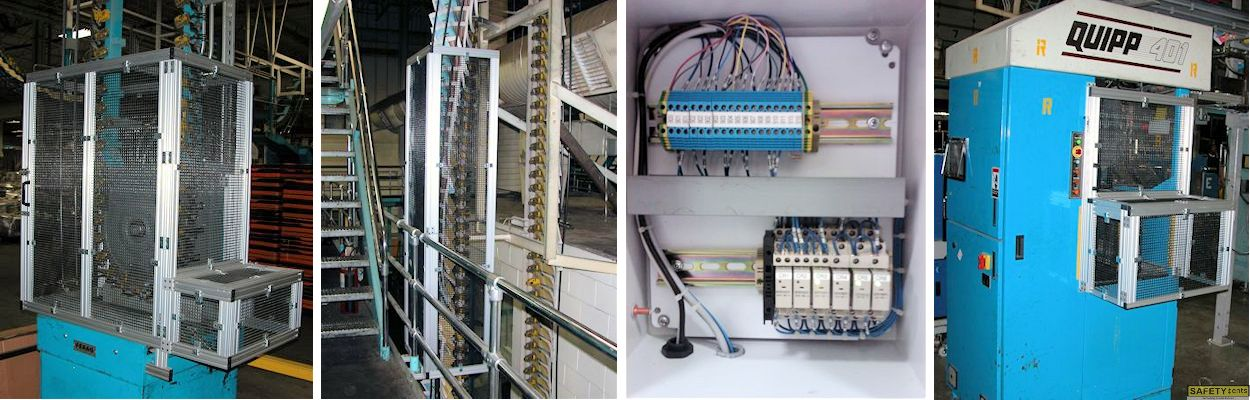 Machine Safety Controls & Equipment