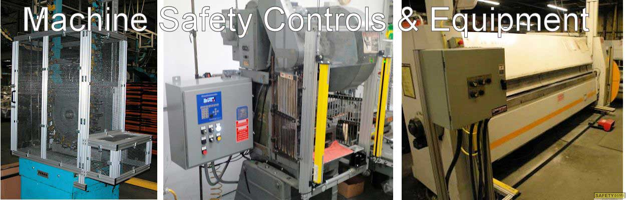 Machine Safety Controls & Equipment