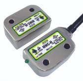 MMC-H - SS Coded Magnetic Interlock Switch - 2NC - QCM12 Left