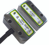 SMC-H - SS Coded Magnetic Interlock Switch - 2NC 1NO - 5M Cable