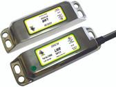 LMR - LED-Green SS Magnetic Interlock Switch - 2NC - QCM12