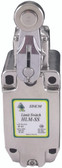 HLM-SS-SRL - Short Roller Lever Safety Limit Switch - 1NC 1NO Snap - QCM23 - Stainless