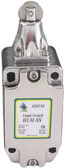 HLM-SS-RP - Roller Plunger Safety Limit Switch - 4NC - M20 - Stainless
