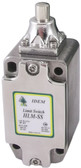 """HLM-SS-PP - Pin Plunger Safety Limit Switch - 2NC 2NO - 1/2"""" NPT - Stainless"""