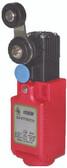 "LSPS-R-RL Roller Lever Limit Switch w/Reset - 3NC - 1/2"" NPT - Composite"