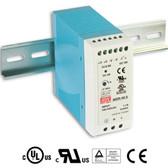 Power Supply - 60 Watt - 24 VDC