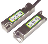CMR - Stainless Steel Magnetic Interlock Switch - 3NC - 10M Cable