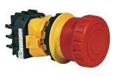 E-Stop Operator - 4 N/C - Fail Safe - 22mm - Illuminated