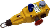 GLS Rope Switch - 4NC - M20 - Die-Cast w/E-Stop