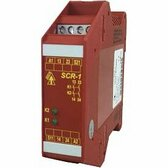 SCR-1 - Safety Relay - 2NC - 24 VAC/DC