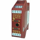 SCR-4-TD-1 - Time Delay Safety Relay - 3NC 1NC-TD - 24 VAC/DC - Plug-in