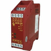 SCR-2H - Two-Hand Control Relay - 2 NC - 24 VAC/DC - Plug-in