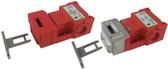KP Tongue Interlock Switch - 2NC 2NO - QCM12 - Composite