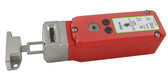 """KLP Locking Tongue Switch - 2NC 2NO - 110 VAC - 1/2"""" NPT - Composite w/SS Head - Lid Release"""