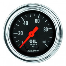 Very similar in appearance to the original gauge