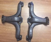 Exhaust Headers, Studebaker V8, R-3 - Pair