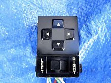 Power Mirror Switch, Avanti 1980's