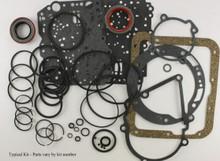 Automatic Transmission Gasket & Seal Kit - Stude. V8 and Avanti