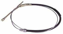 Parking Brake Cable, Front,