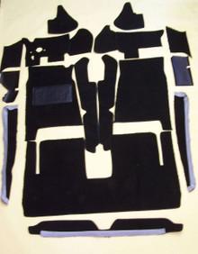 Carpet Set - Avanti - Solid Color
