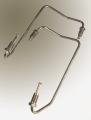 Caliper Transfer Tube - Pair - Stainless steel