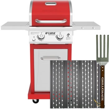 Nexgrill Deluxe 2 Burner
