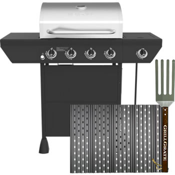 Nexgrill Deluxe 4 Burner