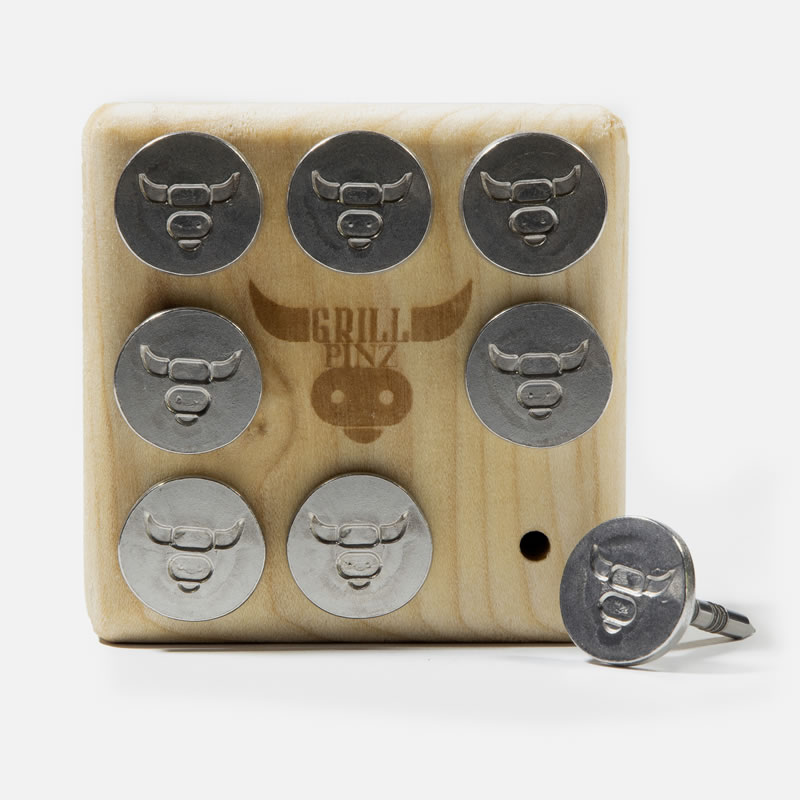 Grill Pinz Stainless Steel